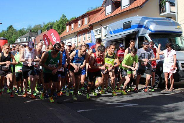 Online-Anmeldung für den 14. Römerlauf gestartet
